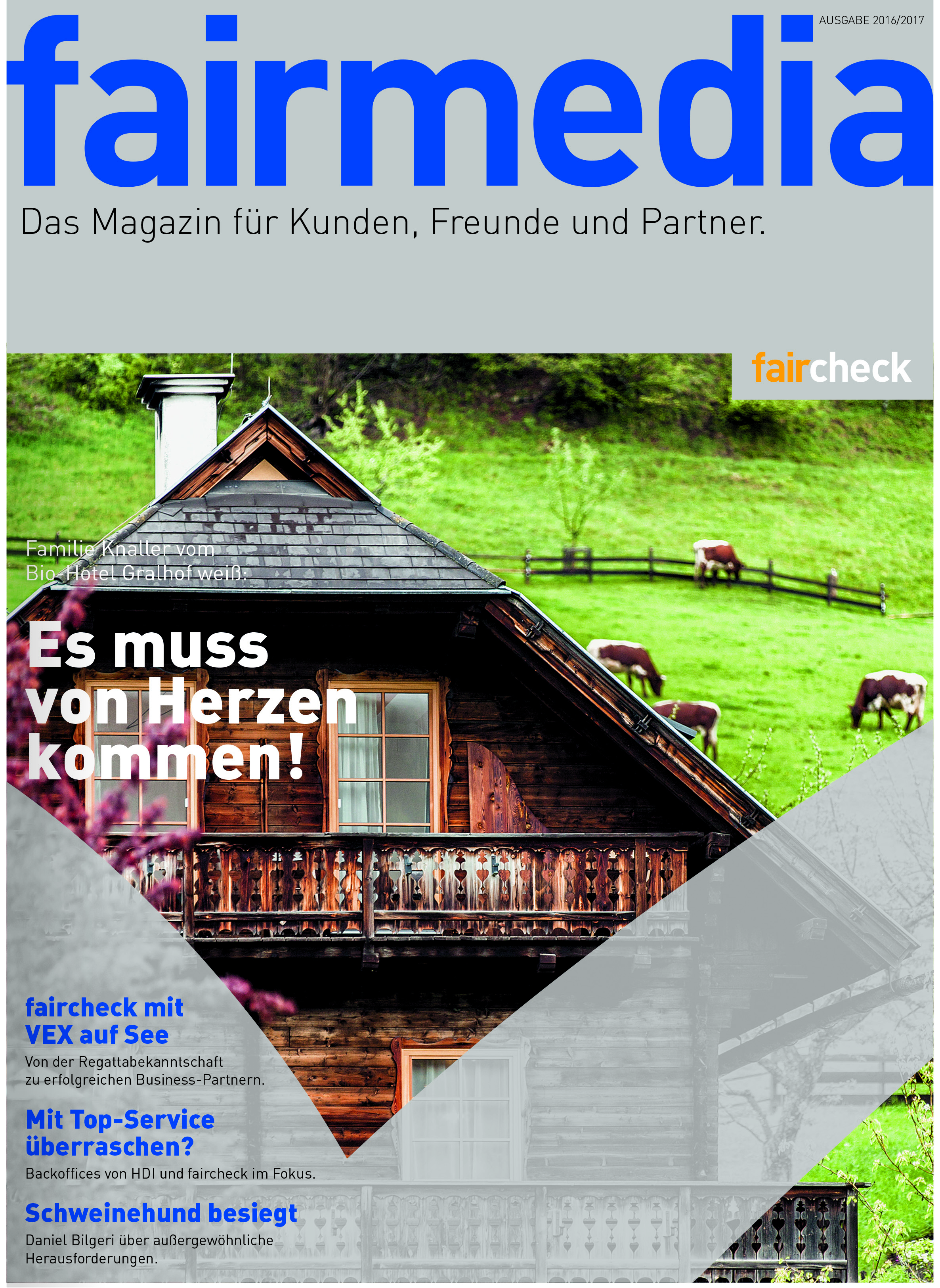 fairmedia - Kundenmagazin faircheck