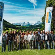 Team faircheck bei der KONfairENZ 2017 in Windischgarsten