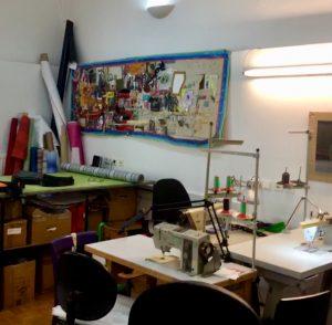 Zu Besuch in der Upcycling-Werkstatt