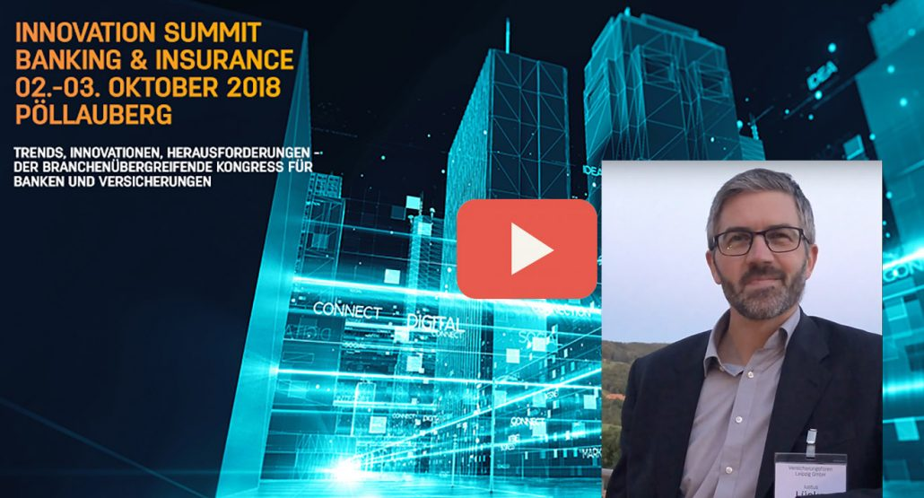 Innovation Summit Banking & Insurance 2018